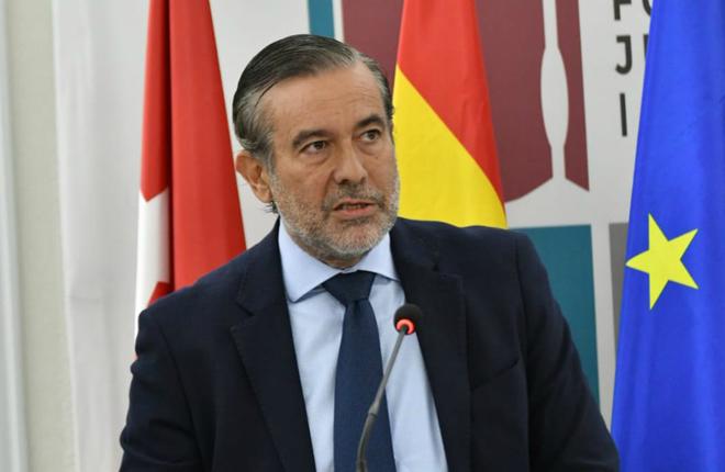 Enrique López, nuevo secretario de Justicia e Interior del PP