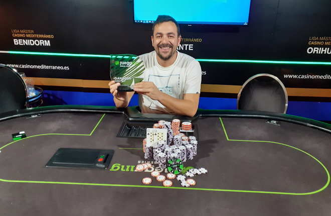 El Casino Mediterráneo de Alicante reparte más de 70.000€ en premios