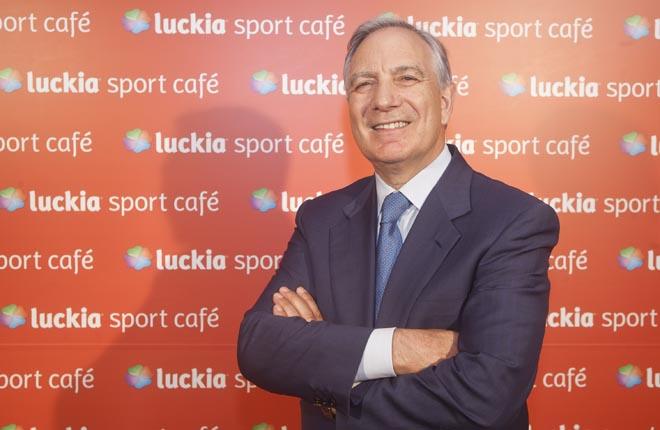 José González ha puesto a Luckia en la esfera de las empresas más solventes y con mayor futuro