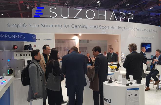 SUZOHAPP exhibirá sus novedades en Londres