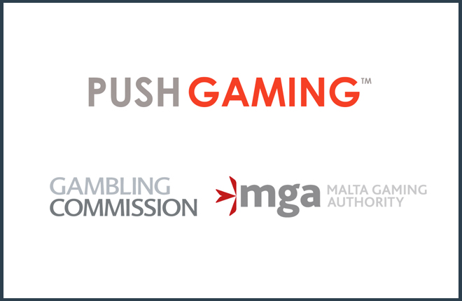 Push Gaming obtiene licencias en el Reino Unido y Malta