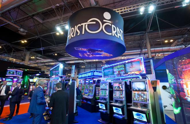 Aristocrat se asocia con Inspired para el mercado EMEA