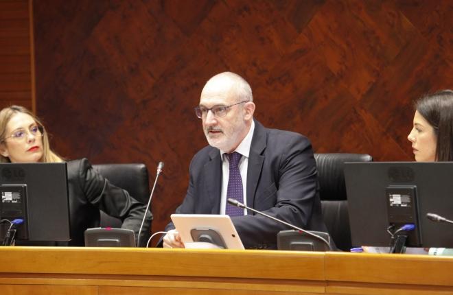 Burrell debuta en su nuevo cargo con unanimidad a una PNL contra la ludopatía