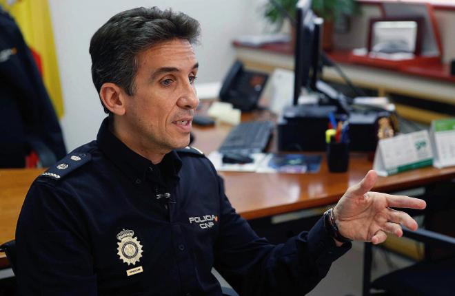 """Javier Molinera: """"El sector del juego cumple las normas, policialmente no vemos ningún gran problema social"""""""