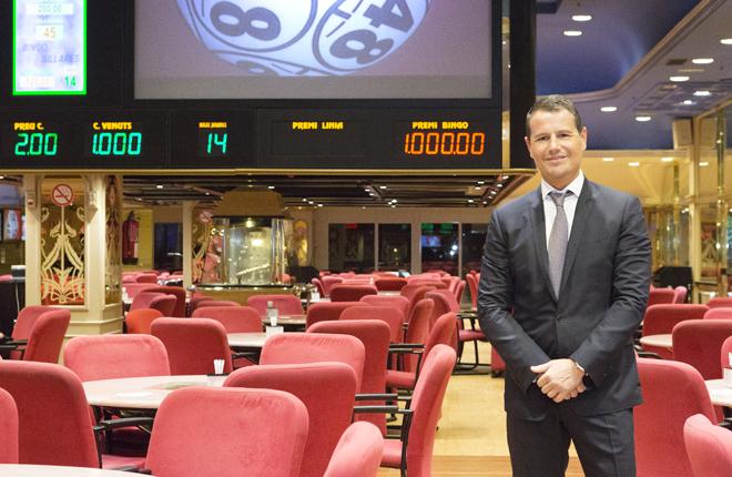 Billares, el bingo número uno de España, está culminando la remodelación completa de sus instalaciones