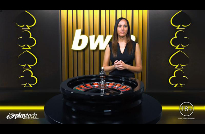 Playtech lanza tres nuevas ruletas en vivo con GVC en España