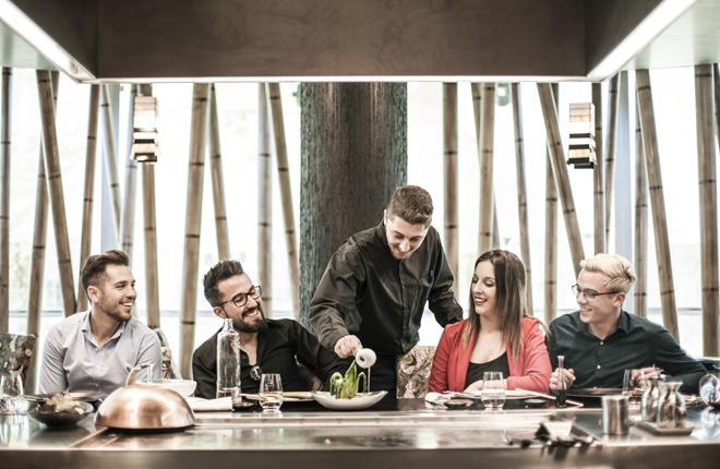 Casino Admiral Sevilla apuesta por la gastronomía de primer nivel y un completo programa de eventos para diferentes públicos