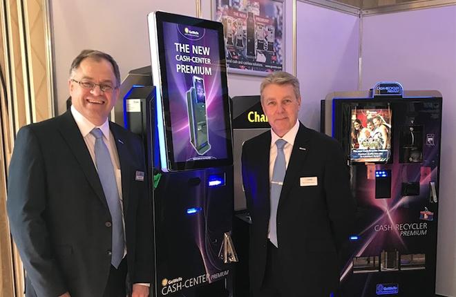 GeWeTe lleva el manejo de efectivo a otro nivel en la Irish Gaming Show