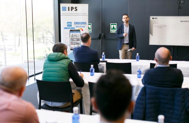 Buena acogida de los operadores de la Comunidad Valenciana en la presentación de IPS