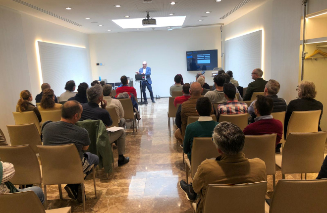 Gira de Gistra por Andalucía para presentar Identitu