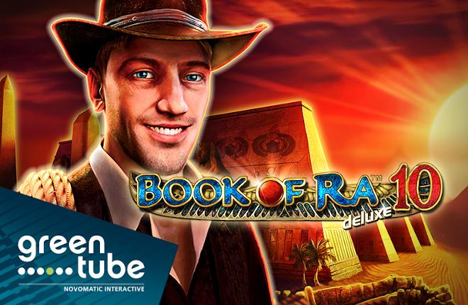 Los juegos de Greentube ya están disponibles en Goldenpark.es