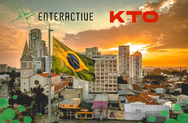 Enteractive entra en el mercado brasileño