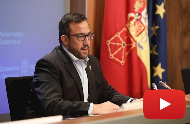El Gobierno de Navarra aprueba un aplazamiento especial para deudas tributarias de las pymes