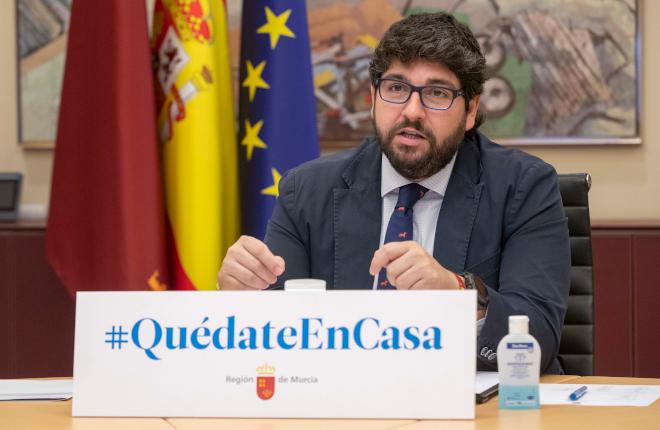 EL Gobierno murciano aplaza hasta el 20 de junio el pago fraccionado de los impuestos del juego