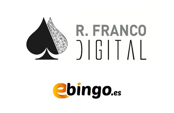 R.Franco Digital y eBingo alcanzan un gran y provechoso acuerdo