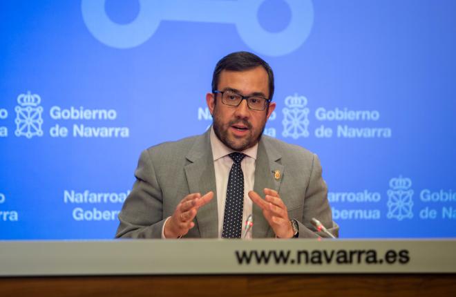 Navarra reduce la cuota tributaria de las máquinas recreativas de manera proporcional al tiempo de cierre obligado de los locales en las que estén instaladas