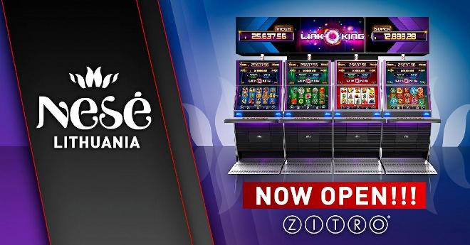 Link King vuelve a brillar con la reapertura del Casino Nese en Lituania