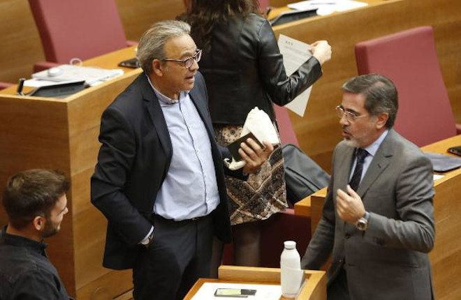 Un informe jurídico encargado por el sector cuestiona la convocatoria del Pleno de las Cortes Valencianas del próximo lunes
