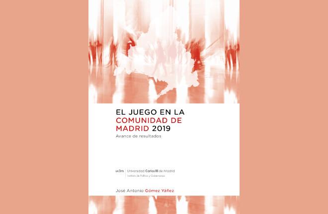 Descenso del volumen de juego en las máquinas B en los bares de la Comunidad de Madrid