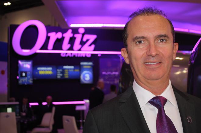 """""""La intención de Ortiz Gaming es crecer más en España trayendo nuevas soluciones en servicios, producto y tecnología"""""""