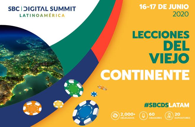 Ejecutivos europeos y latinoamericanos compartirán sus visiones en SBC Digital Summit Latinoamérica