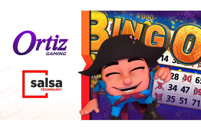 Salsa Technology y Ortiz Gaming amplían su acuerdo