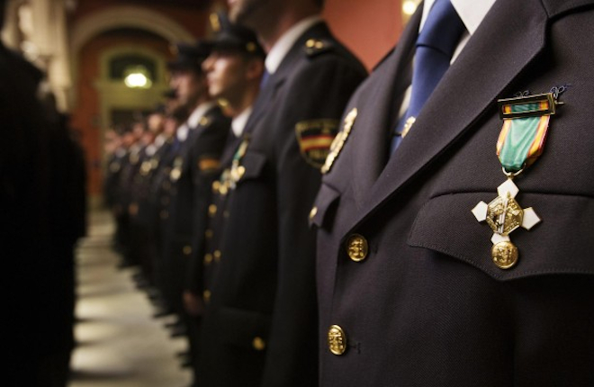 Éste es el complemento de productividad que percibirán los policías del grupo de inspección del juego de Asturias