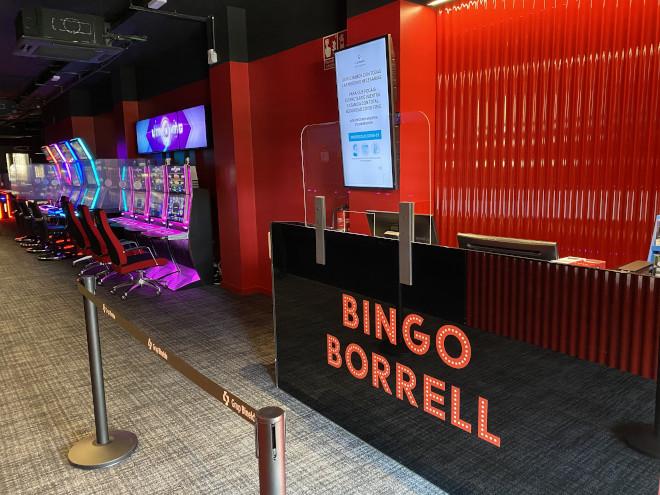 Grup Binelde sigue creciendo ahora con la incorporación de la emblemática sala de Bingo Borrell