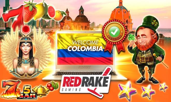 Red Rake Gaming entra en el mercado colombiano