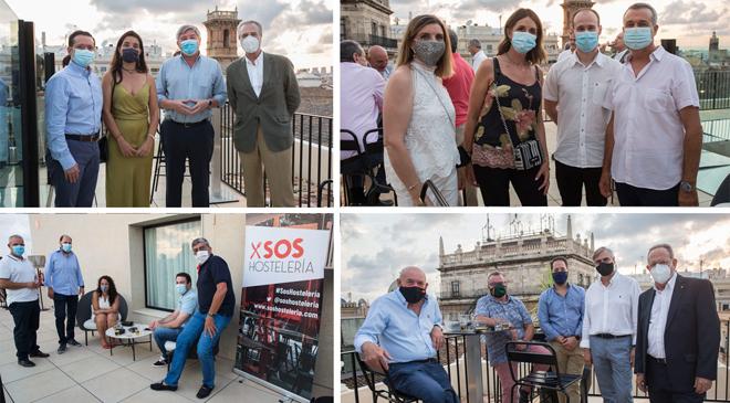 SOS Hostelería celebra con éxito el primer encuentro Sectorial en la Nueva Normalidad