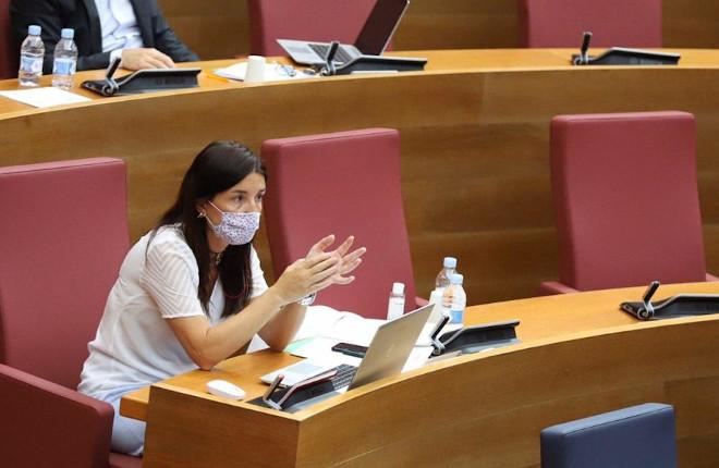 Ciudadanos insta al Consell valenciano a dirigirse al Gobierno central y pedir el establecimiento de distancias entre los puntos de venta de loterías y centros educativos