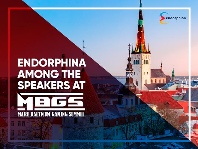 Endorphina participará activamente en el Mare Balticum Gaming