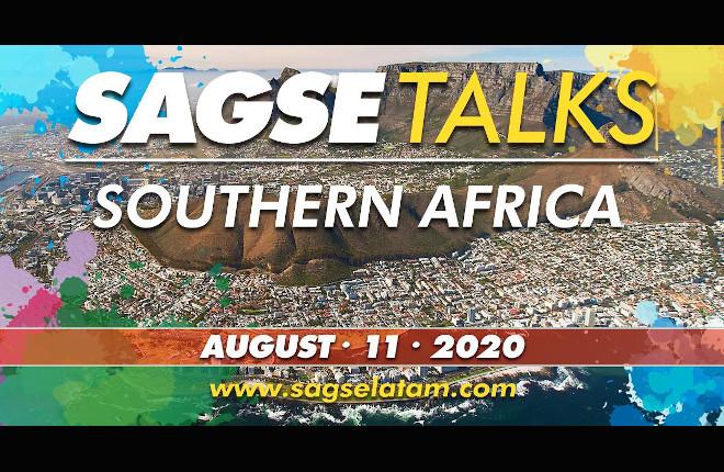 SAGSE Talks celebrará el 11 de agosto la tercera conferencia dedicada al continente africano
