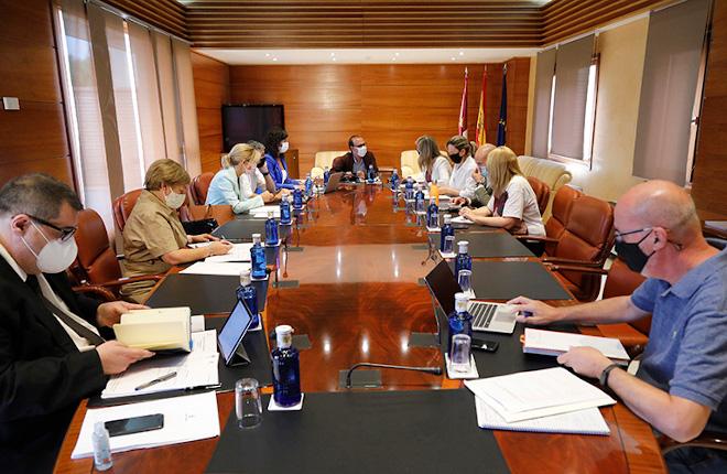 El Gobierno de Castilla-La Mancha abordará la tramitación de la Ley del Juego antes de que acabe el año