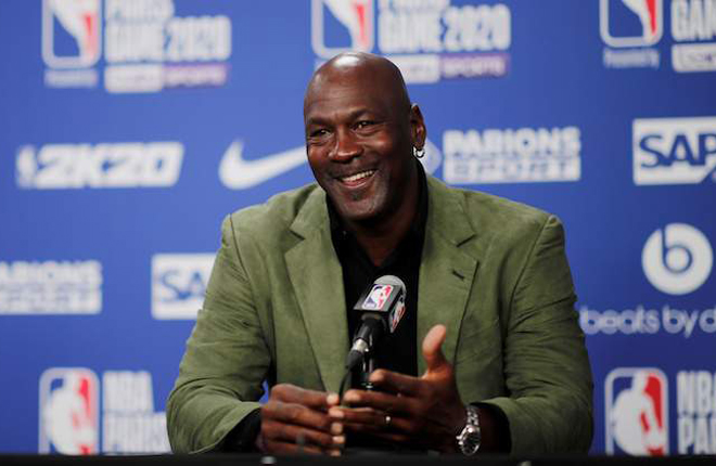 Jordan es nuevo accionista de DraftKings y se convierte en asesor especial
