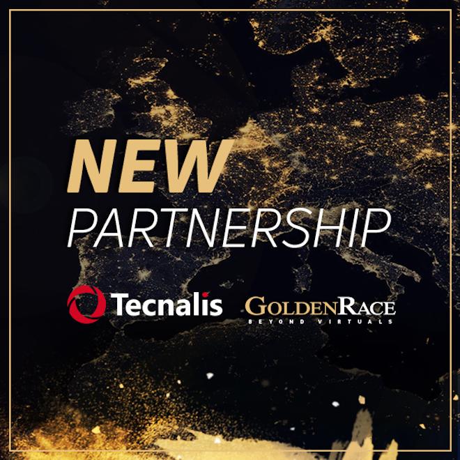 Los deportes virtuales aterrizan en Tecnalis de la mano de GoldenRace