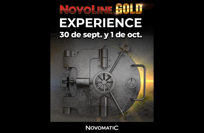 Novo Line Gold Experience: la presentación virtual a la que no puedes faltar