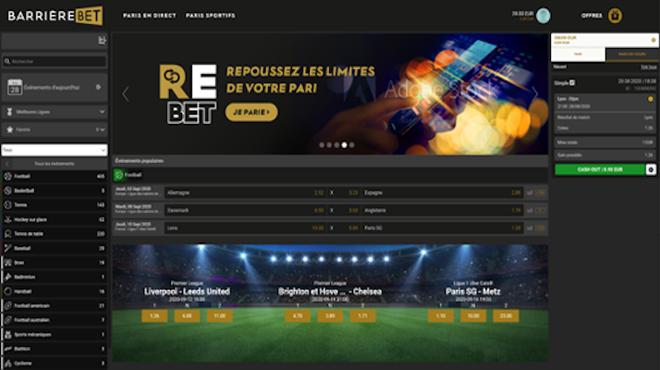 El Grupo Barrière lanza su plataforma de apuestas online