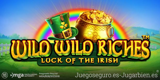 Pragmatic Play lanza Wild Wild Riches de temática irlandesa