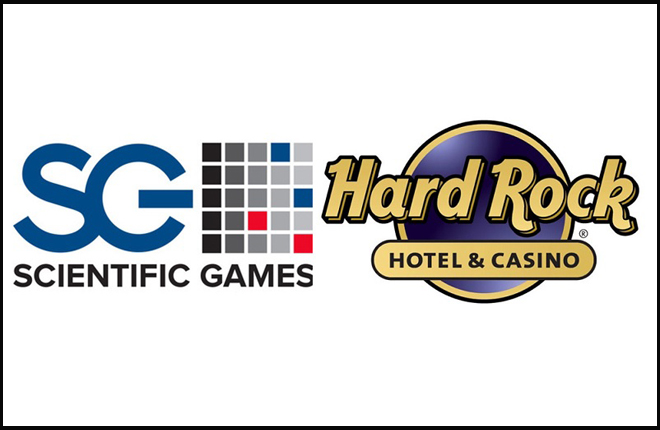 Scientific Games amplía su asociación con Hard Rock International para la expansión del igaming en EE.UU