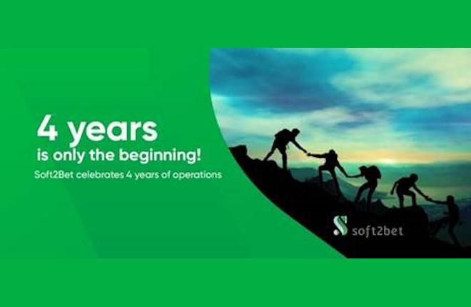 Cuatro años de Sof2bet