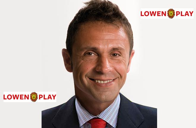 César Paredes, nuevo Country Manager de Lowen Play en España