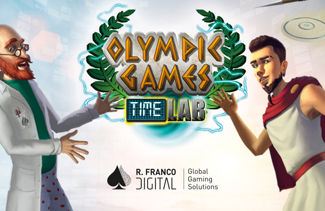 Time Lab II– Olympic Games, de R.Franco Digital, confirma las mejores expectativas