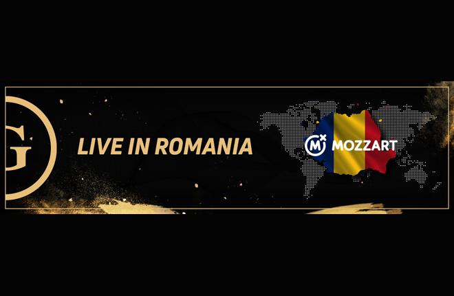 Golden Race empieza a funcionar en Rumanía