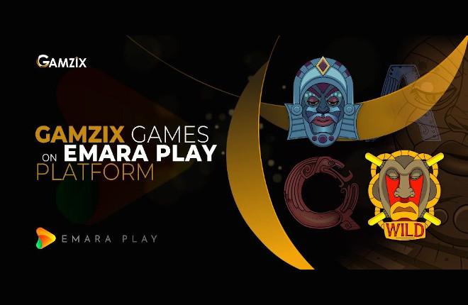 Acuerdo entre Gamzix y Emaraplay