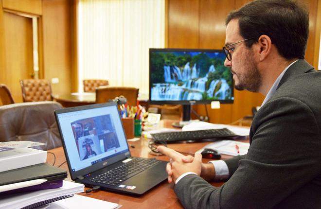 Nueva línea de trabajo entre Consumo y el Alto Comisionado en materia de juego