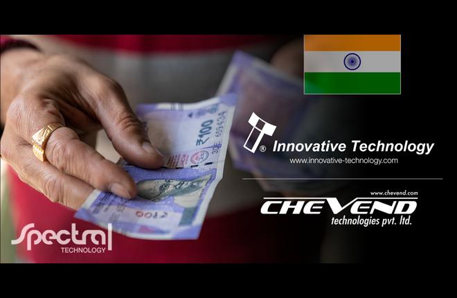 ITL asegura los pagos en efectivo en la India