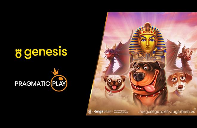 Los juegos de Pragmatic Play ahora están disponibles en los casinos de Genesis Global