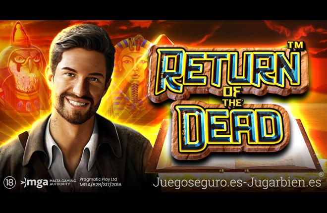 Pragmatic Play presenta otro éxito de Reel Kingdom: Return of the Dead