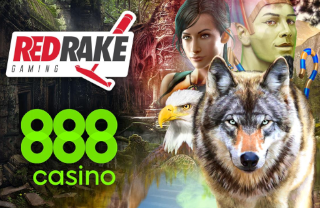 Red Rake Gaming se asocia con 888Casino